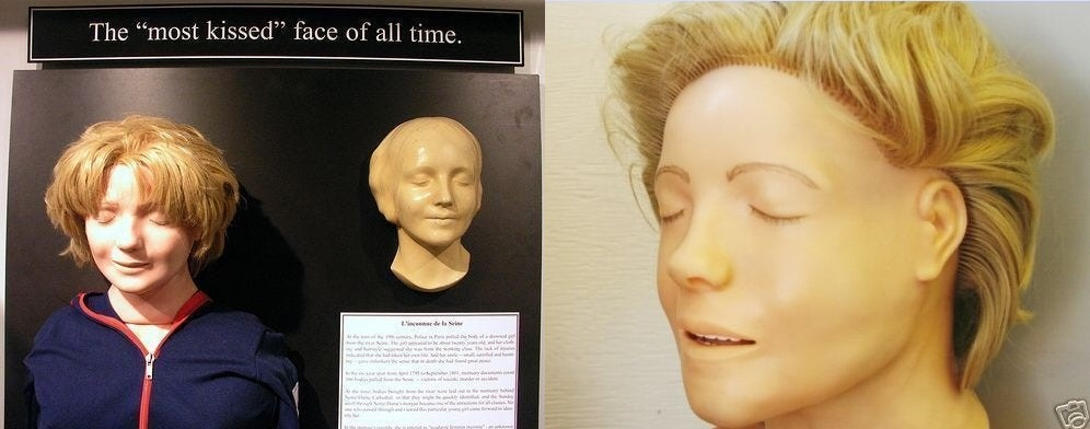 The Story behind the face of Resusci Anne