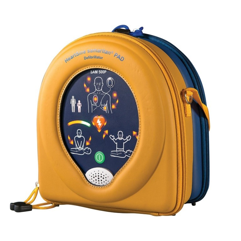 Mandatory registration of AEDs in Scotland